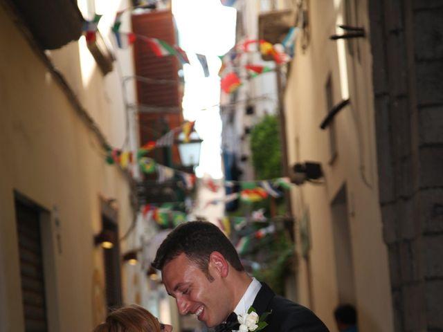 Il matrimonio di Gianpaolo e Vincenza a Sorrento, Napoli 24