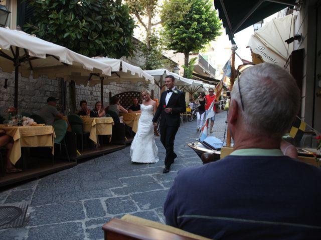 Il matrimonio di Gianpaolo e Vincenza a Sorrento, Napoli 25