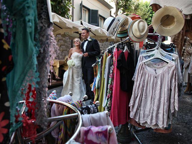 Il matrimonio di Gianpaolo e Vincenza a Sorrento, Napoli 26