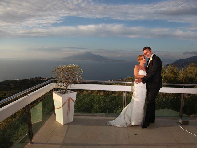 Il matrimonio di Gianpaolo e Vincenza a Sorrento, Napoli 30