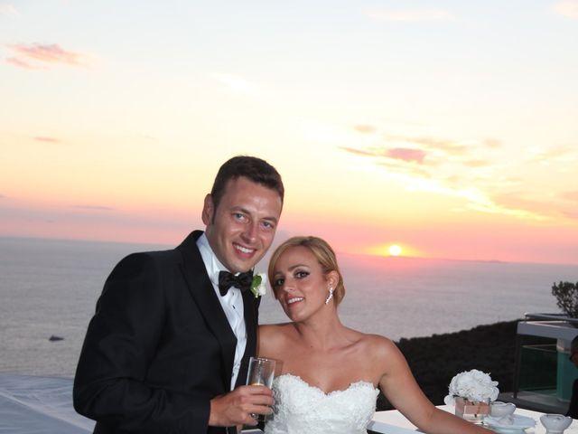 Il matrimonio di Gianpaolo e Vincenza a Sorrento, Napoli 35