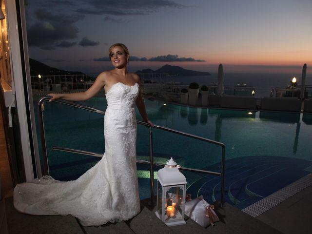 Il matrimonio di Gianpaolo e Vincenza a Sorrento, Napoli 40