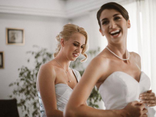 Il matrimonio di Giulio e Veronica a Santarcangelo di Romagna, Rimini 4