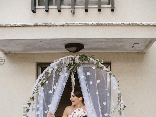 Il matrimonio di Giulio e Veronica a Santarcangelo di Romagna, Rimini 9