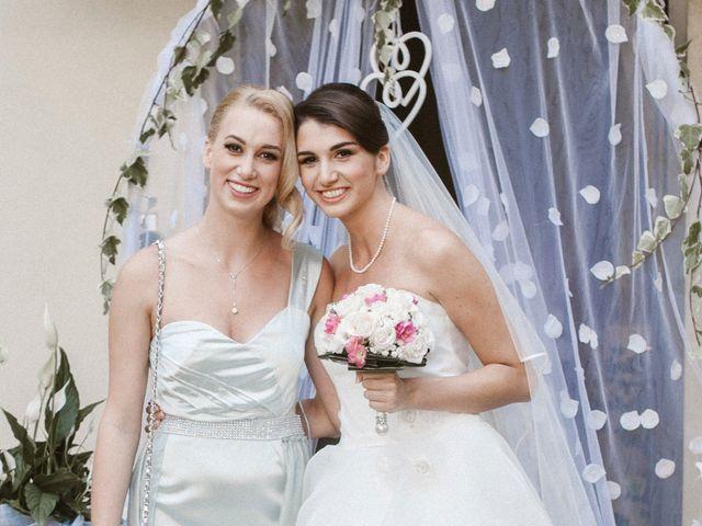 Il matrimonio di Giulio e Veronica a Santarcangelo di Romagna, Rimini 10