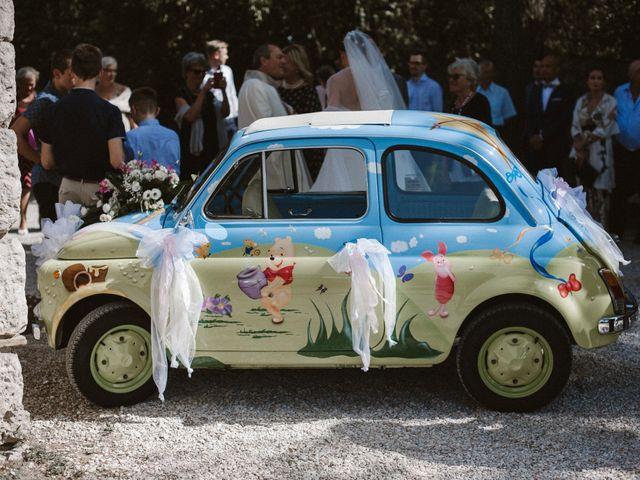 Il matrimonio di Giulio e Veronica a Santarcangelo di Romagna, Rimini 15