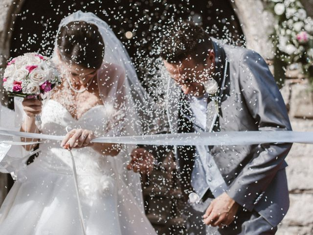 Il matrimonio di Giulio e Veronica a Santarcangelo di Romagna, Rimini 22