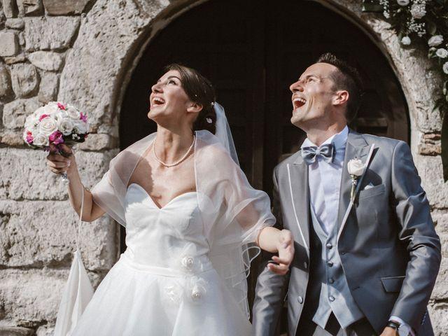 Il matrimonio di Giulio e Veronica a Santarcangelo di Romagna, Rimini 2