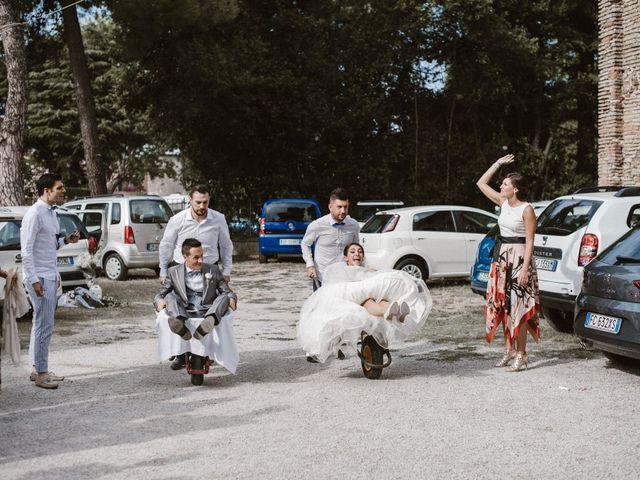 Il matrimonio di Giulio e Veronica a Santarcangelo di Romagna, Rimini 26