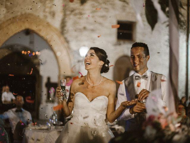 Il matrimonio di Giulio e Veronica a Santarcangelo di Romagna, Rimini 41