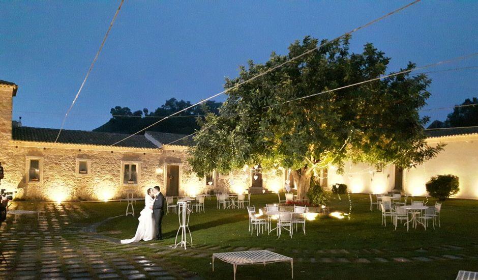 Il matrimonio di Giuseppe e Luana a Vizzini, Catania