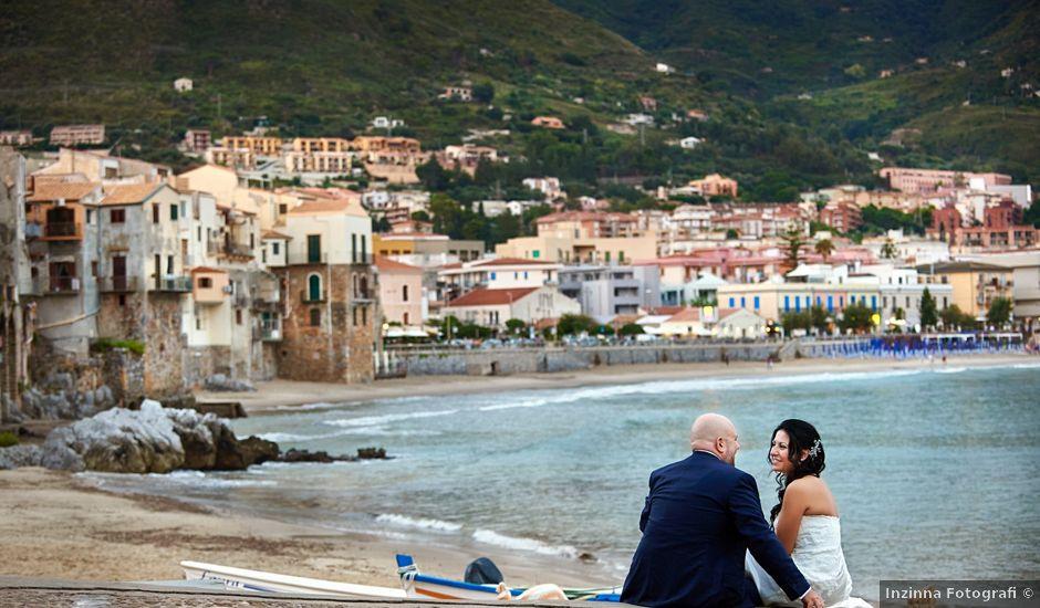 Il matrimonio di Stefano e Valeria a Cefalù, Palermo