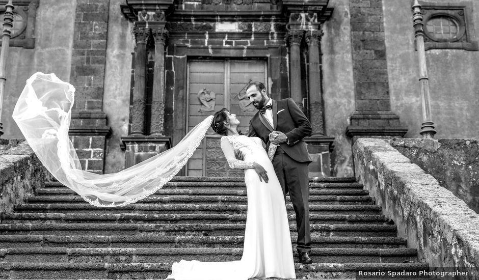 Il matrimonio di Bruno e Agata a Catania, Catania
