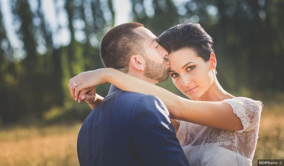 Il matrimonio di Martino e Loredana a Pisa, Pisa