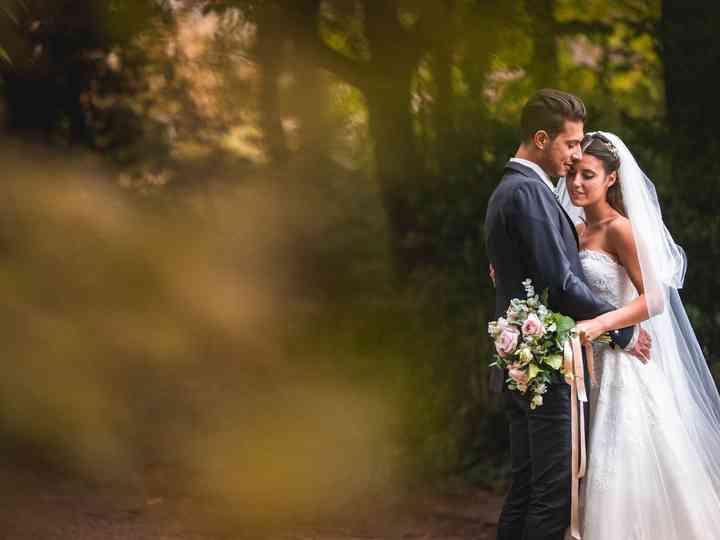 le nozze di Desiree e Christopher