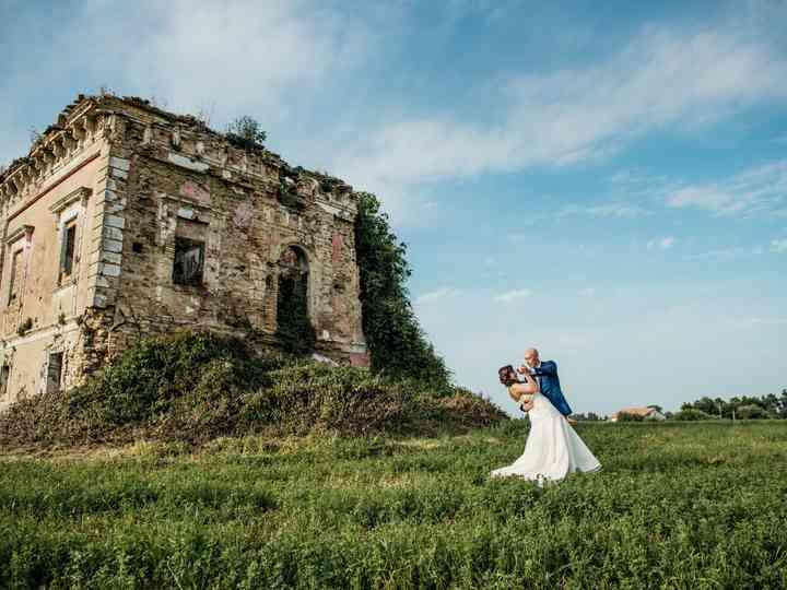 Le nozze di Chiara e Antonio