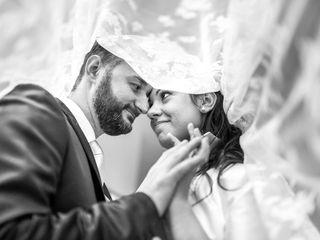 Le nozze di Angelo e Mavi