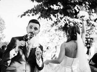 Le nozze di Cristina e Roberto