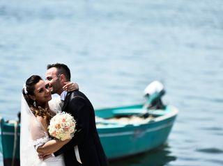 Le nozze di Angela e Carmine