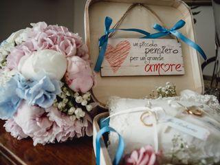Le nozze di Roberta e Piero 1