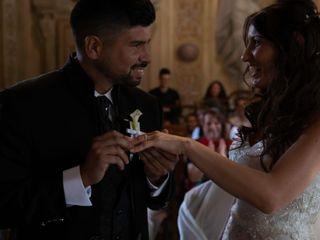 Le nozze di Luisa e Giuseppe