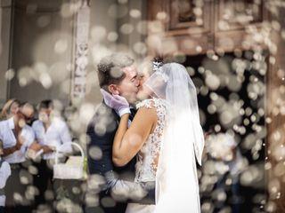 Le nozze di Laura e Sarti