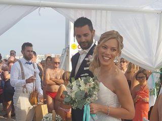 Le nozze di Ilenia e Francesco  2