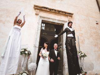 Le nozze di Nino e Valeria