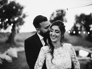 Le nozze di Simone e Antonella