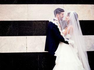 Le nozze di Christine e Manuel