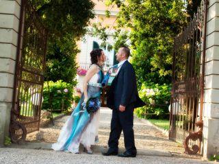 Le nozze di Samanta e Mauro