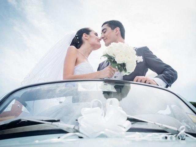 Le nozze di Beatrice e Luigi