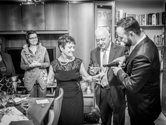 Il matrimonio di Mavi e Angelo a Milano, Milano 36