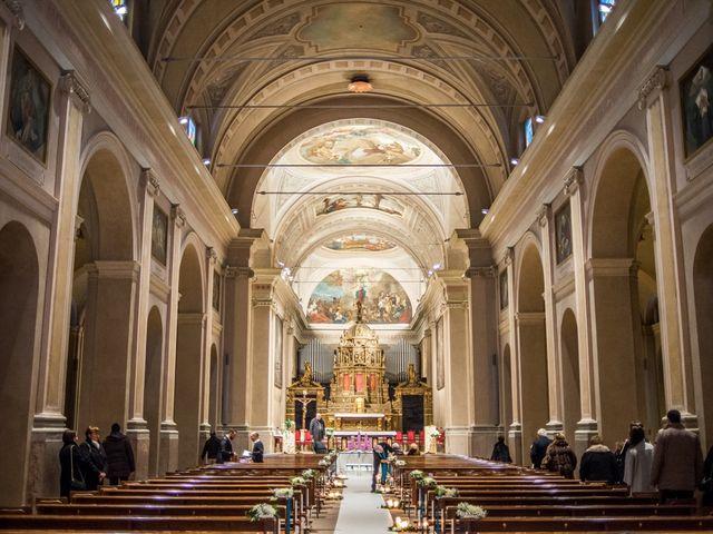 Il matrimonio di Mavi e Angelo a Milano, Milano 54