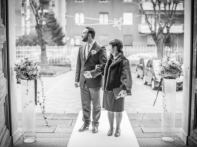 Il matrimonio di Mavi e Angelo a Milano, Milano 60