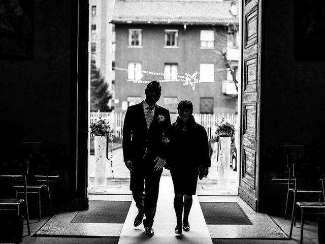 Il matrimonio di Mavi e Angelo a Milano, Milano 61