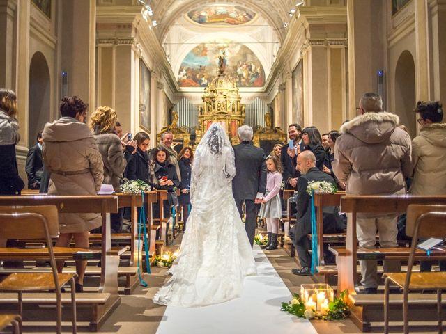 Il matrimonio di Mavi e Angelo a Milano, Milano 65