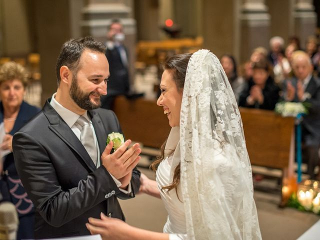 Il matrimonio di Mavi e Angelo a Milano, Milano 84