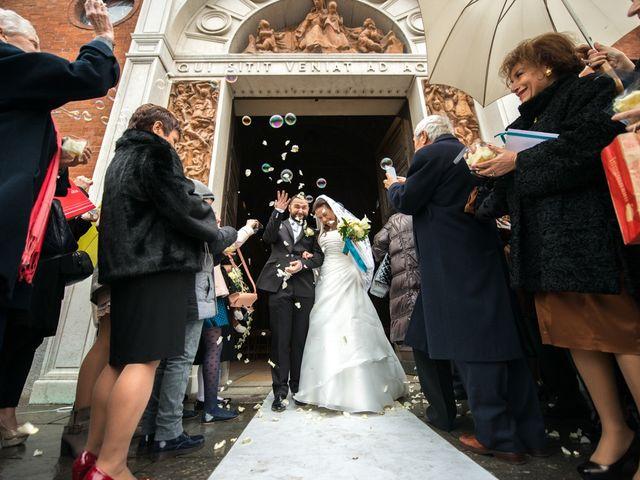 Il matrimonio di Mavi e Angelo a Milano, Milano 99
