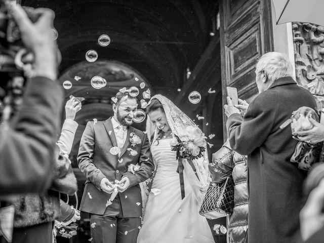 Il matrimonio di Mavi e Angelo a Milano, Milano 102
