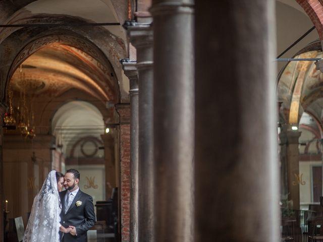 Il matrimonio di Mavi e Angelo a Milano, Milano 106