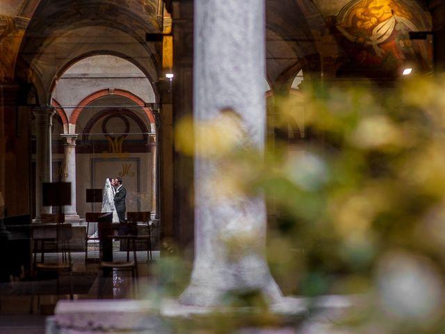 Il matrimonio di Mavi e Angelo a Milano, Milano 107