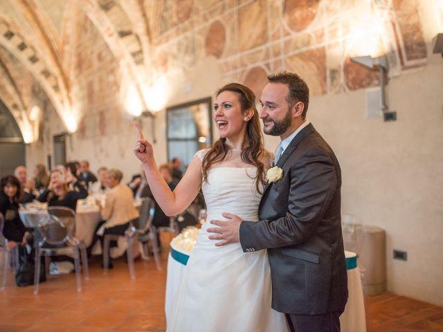 Il matrimonio di Mavi e Angelo a Milano, Milano 128