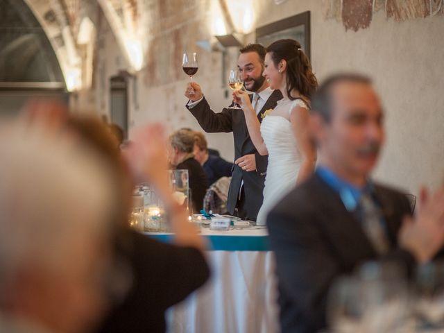Il matrimonio di Mavi e Angelo a Milano, Milano 129