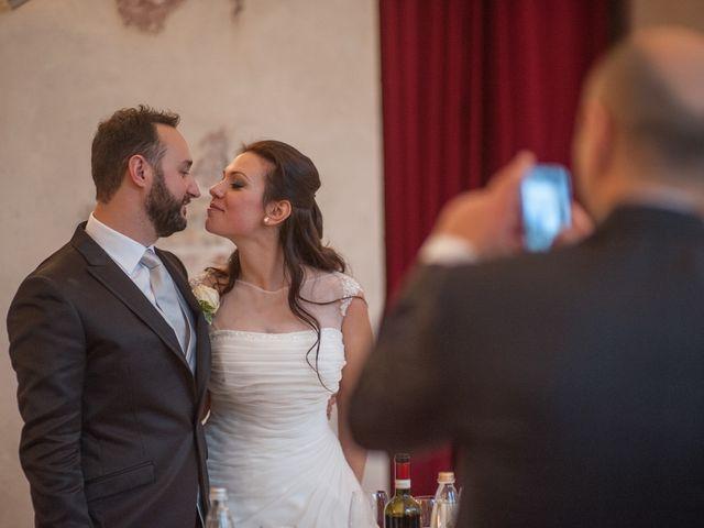 Il matrimonio di Mavi e Angelo a Milano, Milano 130