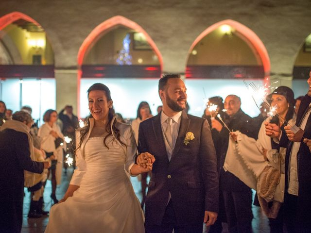 Il matrimonio di Mavi e Angelo a Milano, Milano 140