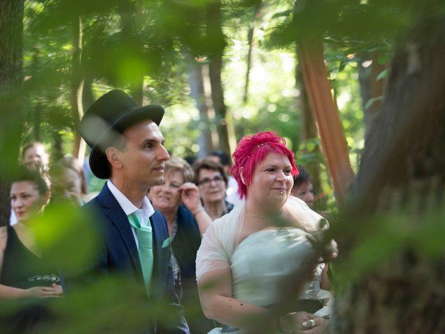 Il matrimonio di Paolo e Lara a Appiano Gentile, Como 11