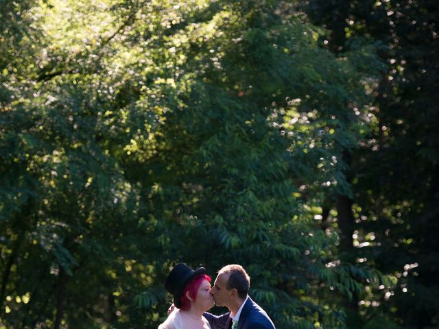 Il matrimonio di Paolo e Lara a Appiano Gentile, Como 14