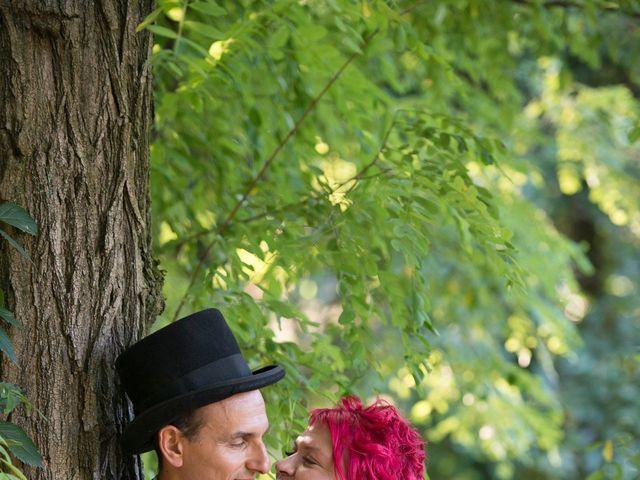 Il matrimonio di Paolo e Lara a Appiano Gentile, Como 15