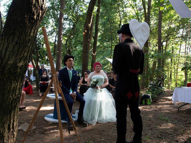 Il matrimonio di Paolo e Lara a Appiano Gentile, Como 22